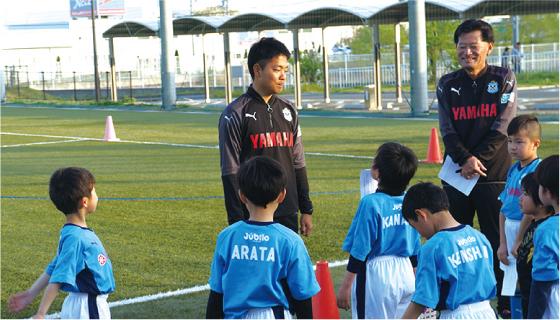 ジュビロ磐田 サッカーコーチ