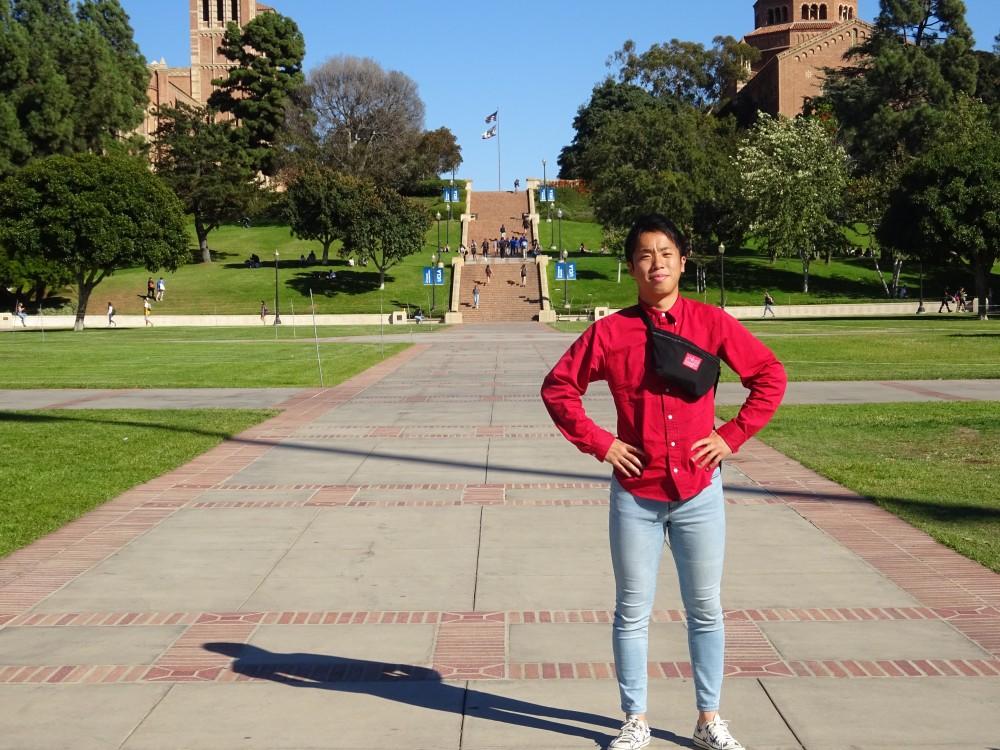 UCLA写真3