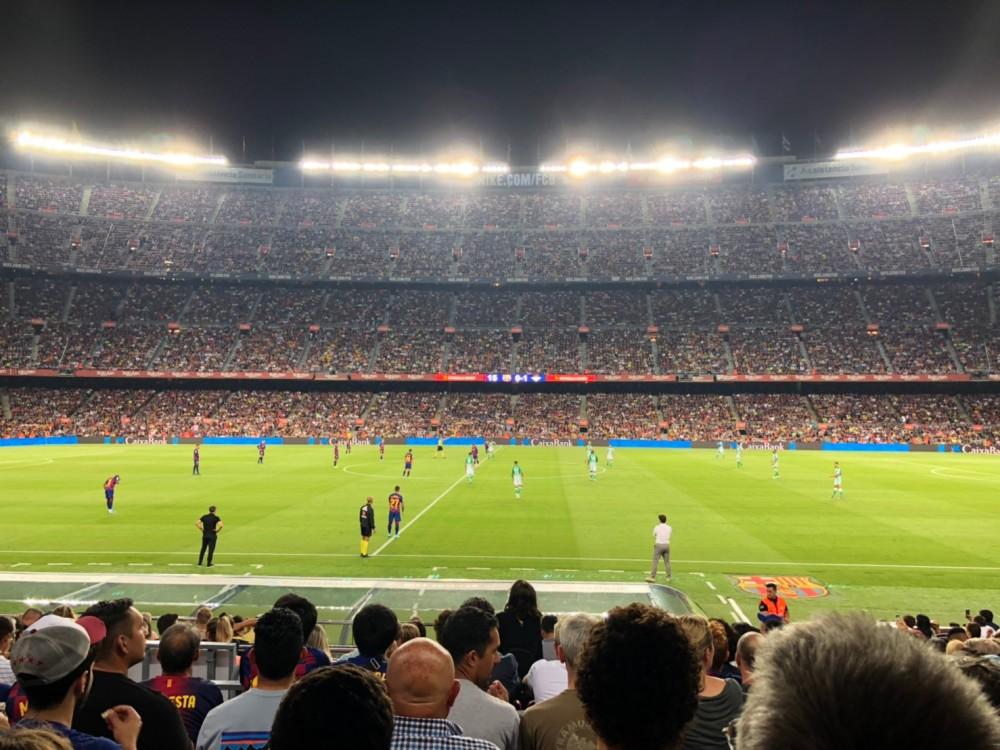 2019バルセロナ2-1