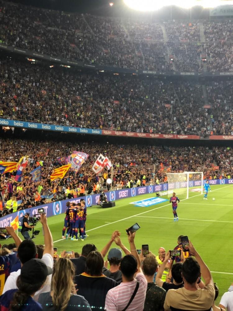 2019バルセロナ2-2