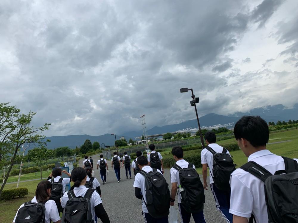 2019松本山雅FC研修 ブログ1